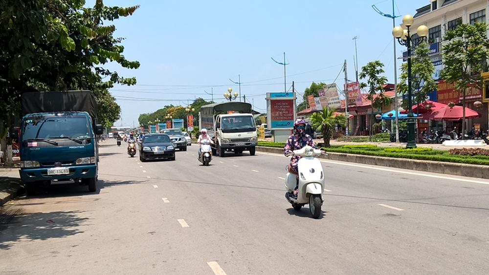 Bắc Giang: Nắng nóng tái diễn, nhiệt độ phổ biến 35-38 độ C